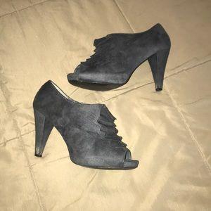Black CATO Heels